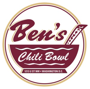bens chili bowl logo